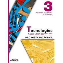 Tecnologies 3. Material per al professorat.