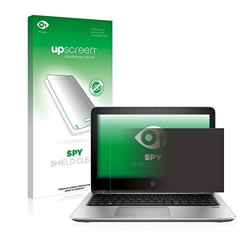 upscreen Anti-Spy Blickschutzfolie für HP ProBook 430 G4 Privacy Screen Bildschirmschutzfolie - Sichtschutz, Kratzfest