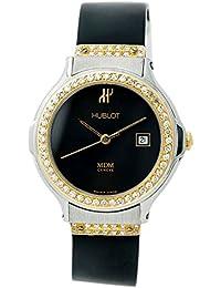 7e940610a04b Hublot MDM Reloj de cuarzo para mujer 1391.2.054 (certificado de  autenticidad)