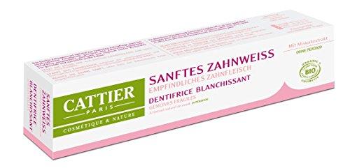 CATTIER sanftes Zahnweiss, 3er Pack (3 x 75 ml)