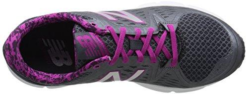 New Balance W775lg2, Chaussures de Fitness Femme Grey/Purple