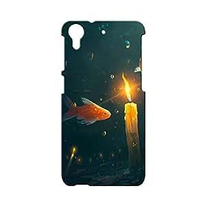 G-STAR Designer Printed Back case cover for HTC Desire 728 - G4975
