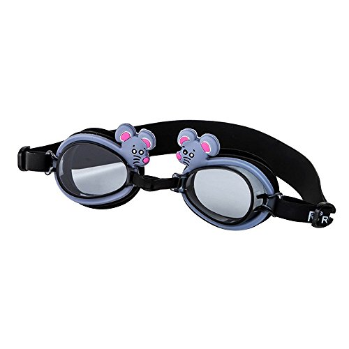 Eizur Kinder Schwimmbrille Sommer Schwimmen Brille Wasserdicht UV-Schutz Antibeschlag Einstellbar...
