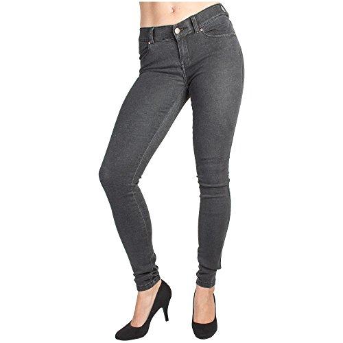 Dr. Denim -  Jeans  - Donna Old Grey m