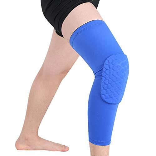 Einstellbare Knieschutz, Kniekompressionsmanschette, Arthritis Knieorthese, Ideal für Gelenkschmerzen, Arthritis, Laufen und Sport (1 Paar),XXL (Xxl Für Knieorthese Arthritis)