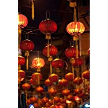 feelingathome-Impresi—n-artistica-Chinese-Lanterns-I-cm67x43-poster-lamina-para-cuadros