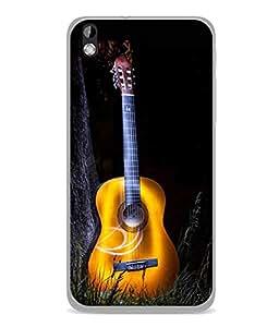 Fuson Designer Back Case Cover for HTC Desire 816 :: HTC Desire 816 Dual Sim :: HTC Desire 816G Dual Sim (sound bass woofer musical show )
