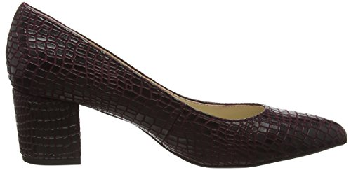 Lotus - Alaura, Scarpe col tacco Donna Viola (Purple (Burgundy Print))