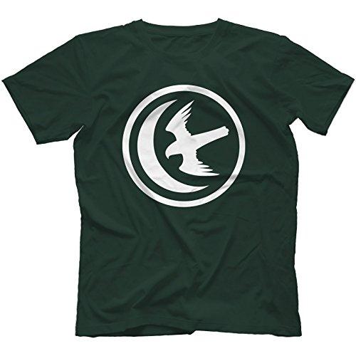 House Arryn T-Shirt in 13 Farben Waldgrün