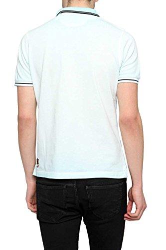 Etiqueta Negra Herren Shirt Poloshirt Tuerkis