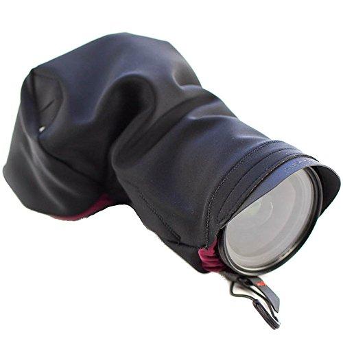 Peak Design Shell Medium (M) - Wetterfeste Schutzhülle für kleine bis mittlere DSLR-Kameras mit einem Objektiv bis 12 cm Länge - Lange Kamera-objektive