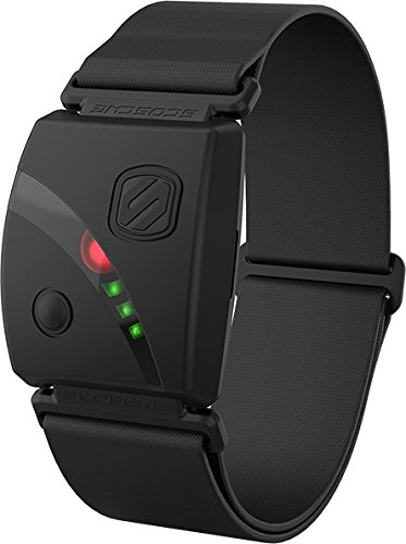 Scosche Rhythm 24 Schwarz Armband Pulse Monitor