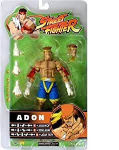 Figurine Action Capcom - Street Fighter - Round 3 - Adon