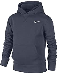 Nike Jungen Kapuzenpullover Brushed Fleece