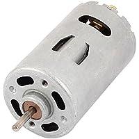 sourcingmap® FAI DA TE Auto Giocattolo DC 6-12V 1000-9000RPM Torsione Magnetico Elettrico Micro Motore
