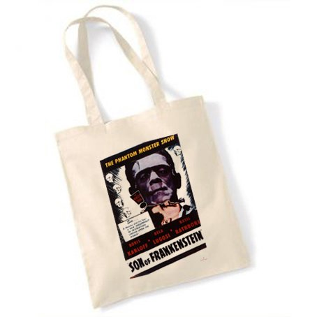 Fils de Frankenstein sac naturel