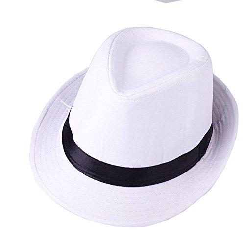 Gentilhomme Fashion A Aucun Jazz Coréen British Rétro Hat Aucun Lecteur