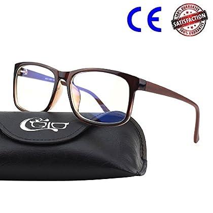 CGID CY12 Gafas para Protección Contra Luz Azul...