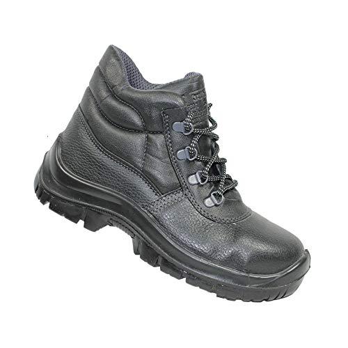 AIMONT Scarpe di Sicurezza Firenze S3 SRC Lavoro Scarpe Alte Scarpe Professionali B-Ware, Dimensione:38 EU