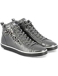 Amazon.it  CON - NERO GIARDINI   Sneaker   Scarpe da donna  Scarpe e ... dc7357b3003