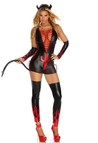 Kostüm Latex Anzug Schwarzen - Encantes Anzug Der Nachtclub-Lacklederkatze Weiblicher Sinnselbstfahrerklage Sexy