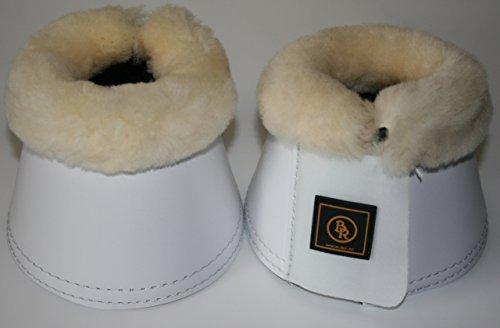 BR Springglocken Sheepskin (Weiß, XL)