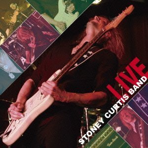 Stoney Curtis Band - Live (CD+DVD) [Japan CD] PCD-24289 by Stoney Curtis Band -
