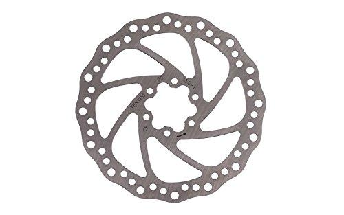 e-motos Disco de Freno Tektro, 160 mm, 6 Orificios, para Frenos de...