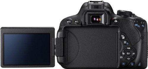 Canon EOS 700D Digital SLR-Kamera (18 Megapixel - 6