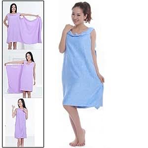 Serviette De Bain Serviette Robe De Vêtements De Serviette De Plage Magique Pour Adultes, Taille: 150 X 80 Cm