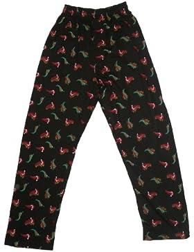 Jungen Komfortable Fit Cotton Casual Nachtwäsche / Pyjama Hose