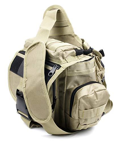 Transport Tasche Braun Für JEEMAK Action Cam 4K UHD 20MP Sport Kamera