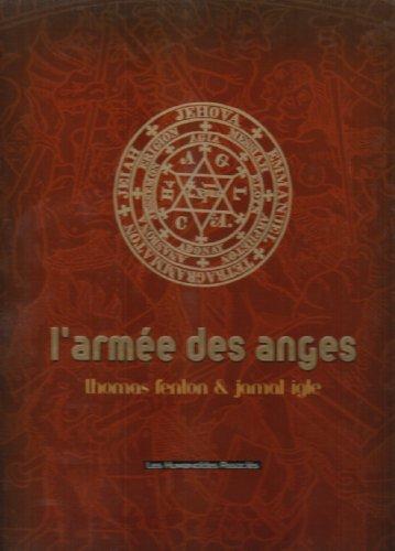 L'armée des anges : Coffret en 3 volumes : tome 1, La résurrection de Jason Ash ; tome 2, Le marchand de sable ; tome 3, La larme du Diable