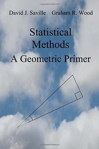 Statistical Methods: A Geometric Primer