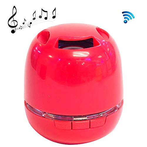 NR-3000 Stylish Household Bluetooth Speaker Haut-Parleur stéréo Bluetooth léger Portable T6 Egg Style, Fonction Carte TF/Mains Libres, for iPhone, Galaxy, Sony, Lenovo, HTC, Huawei, Google, LG, Xiao