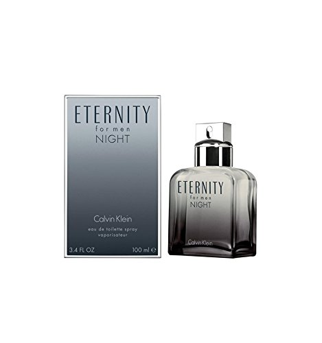 Calvin Klein Eternity Night Men homme / men, Eau de Toilette, Vaporisateur / Spray 100 ml, 1er Pack (1 x 100 ml)