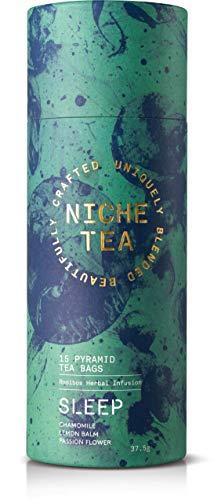 Niche Tea Sleep - Chamomile, Lemon Balm, Passion Flower