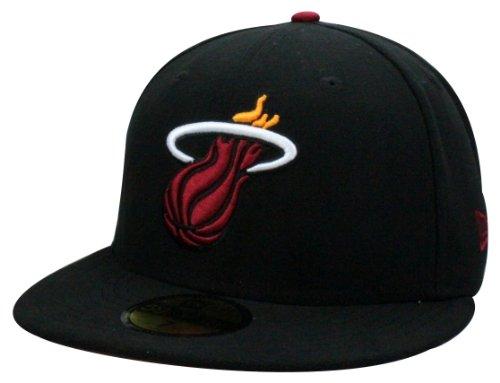 Casquette New Era Miami Heat Cap Patched Team | Taille: 7 - 7 5/8 Team