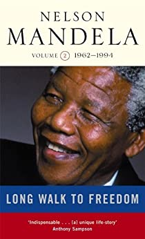 Long Walk To Freedom Vol 2: 1962-1994 (English Edition) par [Mandela, Nelson]