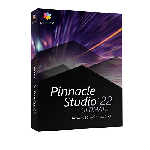 Pinnacle Studio 22 Ultimate, Deutsch (Studio Video Ultimate Corel)