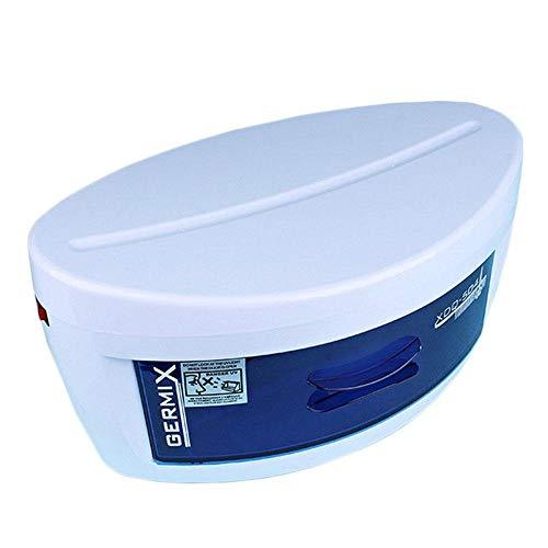 Beauty Salon UV Sterilizer Cabinet Professional Tool Sanitizer Skin Spa Care Salon Equipment,White (Zahnbürste Sanitizer Uv)