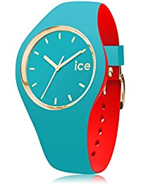 Ice-Watch Loulou Frauenuhr Analog Quarz mit Silikonarmband – 007232