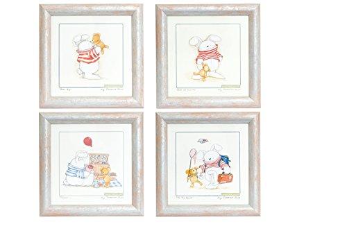 Wanddeko fürs Kinderzimmer - Prototyp Tester