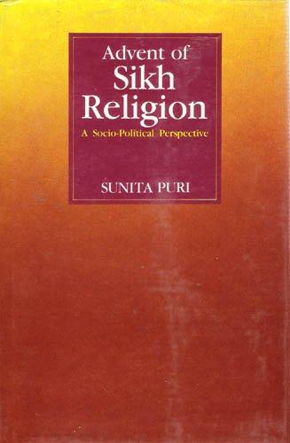 Advent of Sikh Religion por Professor Sunita Puri