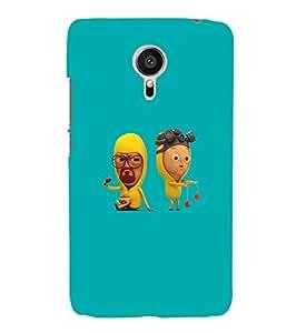 Citydreamz Cute Cartoon Hard Polycarbonate Designer Back Case Cover For Meizu MX5/Meizu MX 5