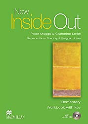 New Inside Out Elementary: Workbook Pack with Key
