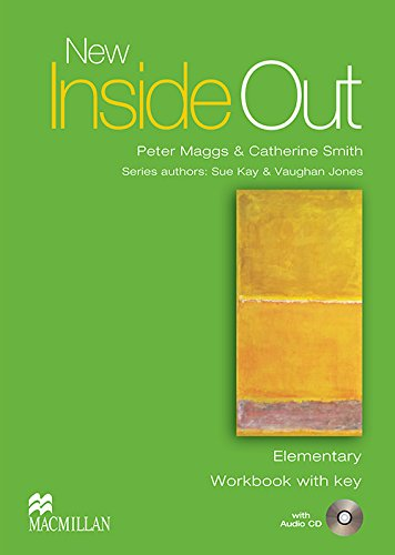 NEW INSIDE OUT Elem Wb +Key Pk: Workbook Pack with Key