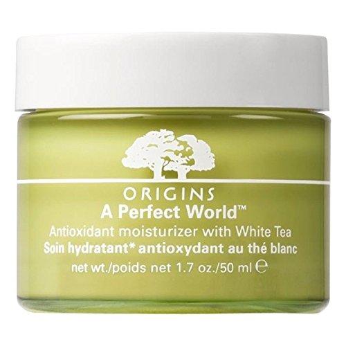 Entspannen Sie Körper Creme (Origins A Perfect World ™ Antioxidant Creme mit weißem Tee 50ml)
