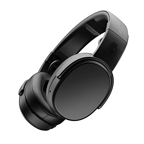 Genuine Boxed Skullcandy Crusher Wireless Over Ear Headphone With Mic Jet Black
