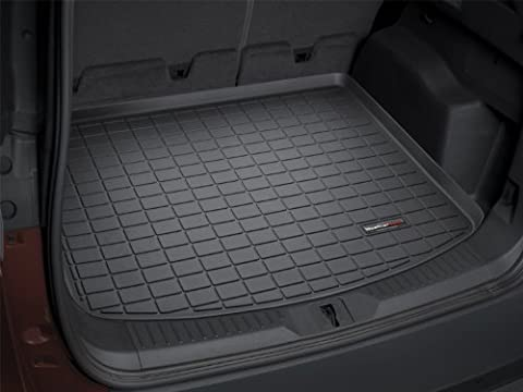 WeatherTech Custom Fit Cargo Liners for Ford Expedition, Black